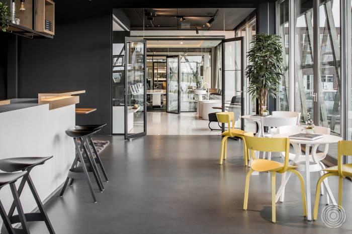 Senso Marktfuhrer In Kunststoffboden Und Wanden